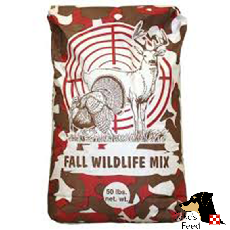FALL WILDLIFE MIX 50#