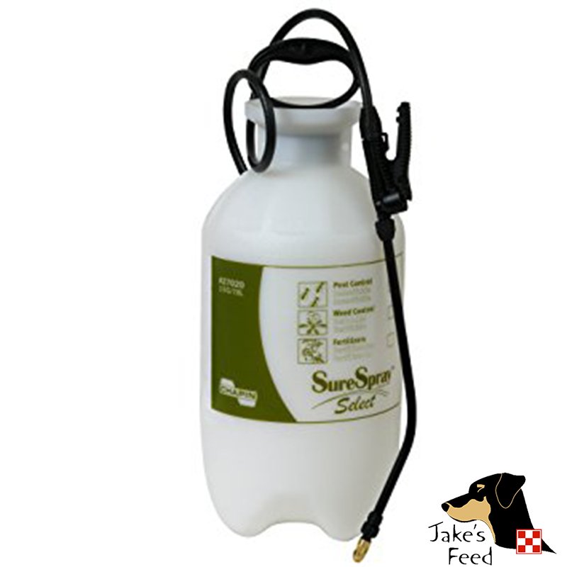 CHAPIN SURE SPRAY PUMP SPRAYER 2 GALLON