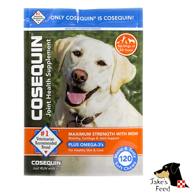 COSEQUIN PLUS SOFT CHEWS #60