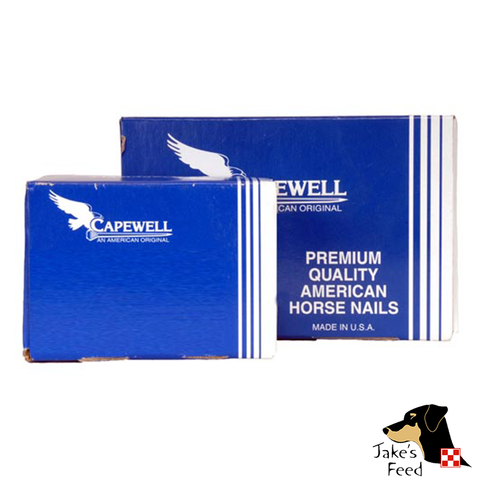 CAPEWELL HORSE NAILS SLIM #500