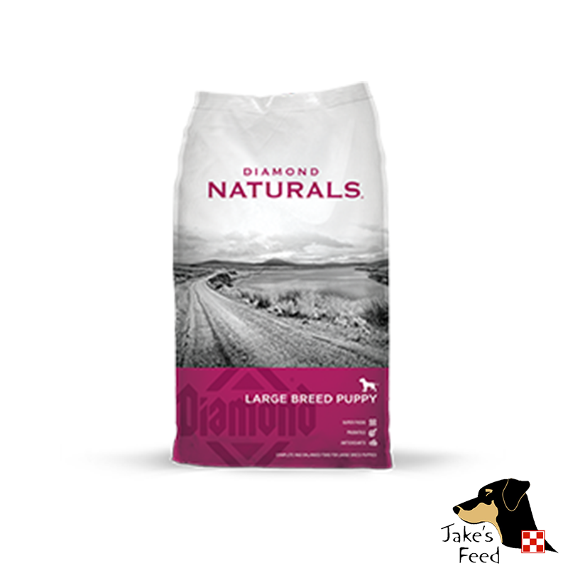 DIAMOND NATURALS Large Breed Puppy Food