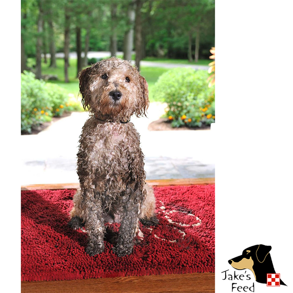 Dog Gone Smart Dirty Dog Doormat Medium 31x20 Jakes Feed And