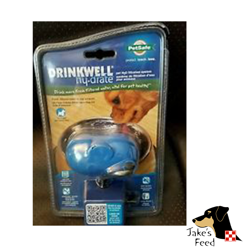 DRINKWELL HY-DRATE FILTRATION SYSTEM DOG/CAT WATERER