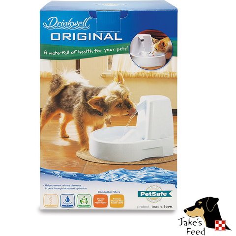 DRINKWELL ORIGINAL PET DRINKING FOUNTAIN