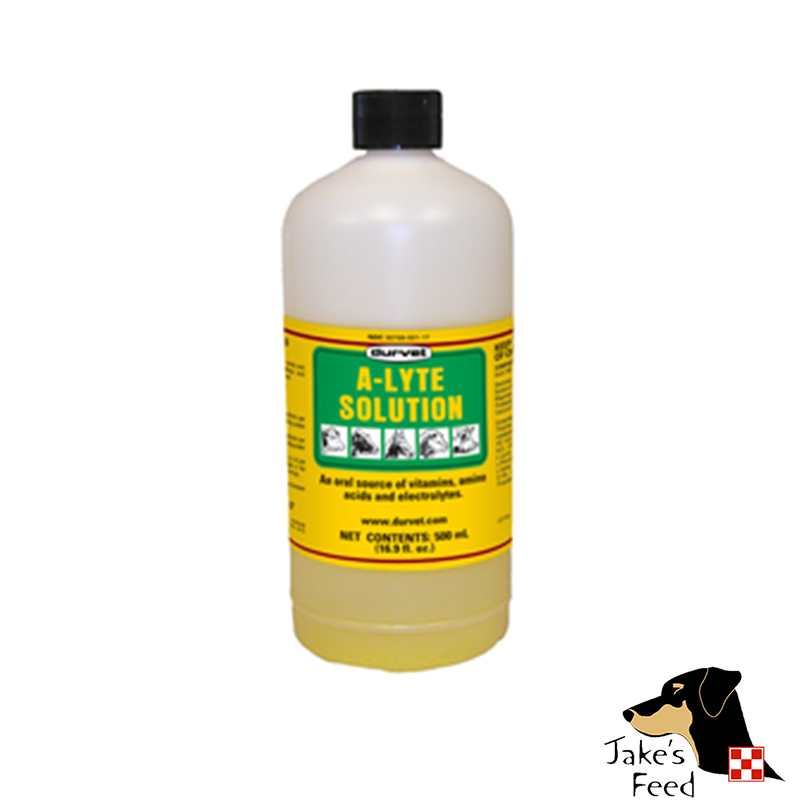 DURVET A-LYTE SOLUTION 500 ML