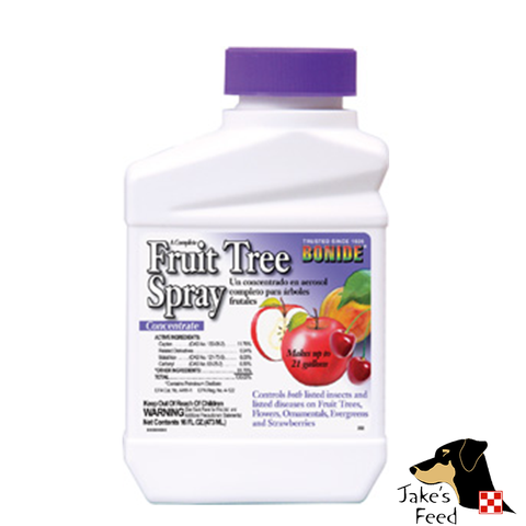 BONIDE FRUIT TREE SPRAY 16OZ