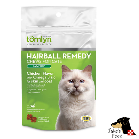 LAXATONE HAIRBALL REMEDY CHEWS #60