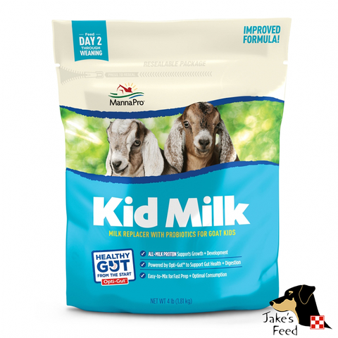 MANNA PRO KID MILK REPLACER 4#