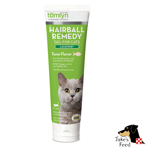 LAXATONE HAIRBALL REMEDY MAPLE FLAVOR 2.5 OZ