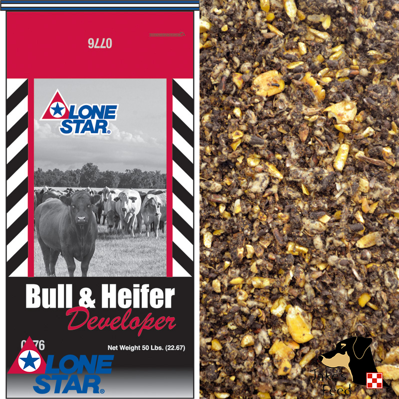 Lone Star Bull and Heifer Developer