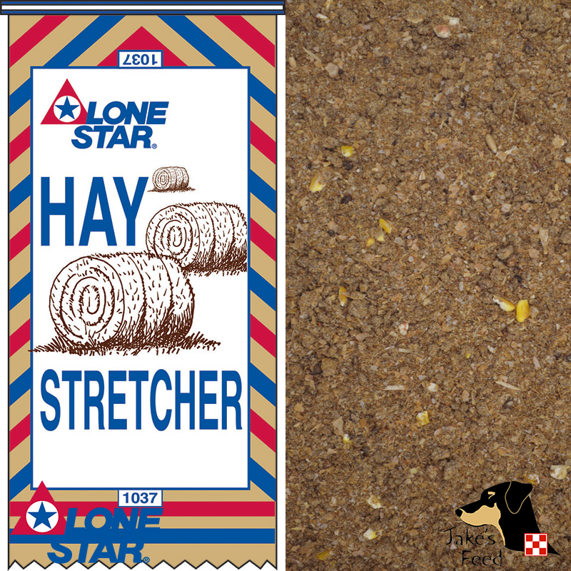 Lone Star Hay Stretcher 2:1 Range Meal