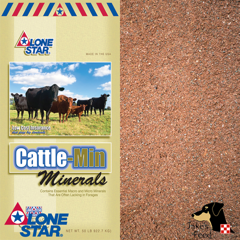 Lone Star Kal-Phos 12-6 Mineral Supplement with IGR Fly Control