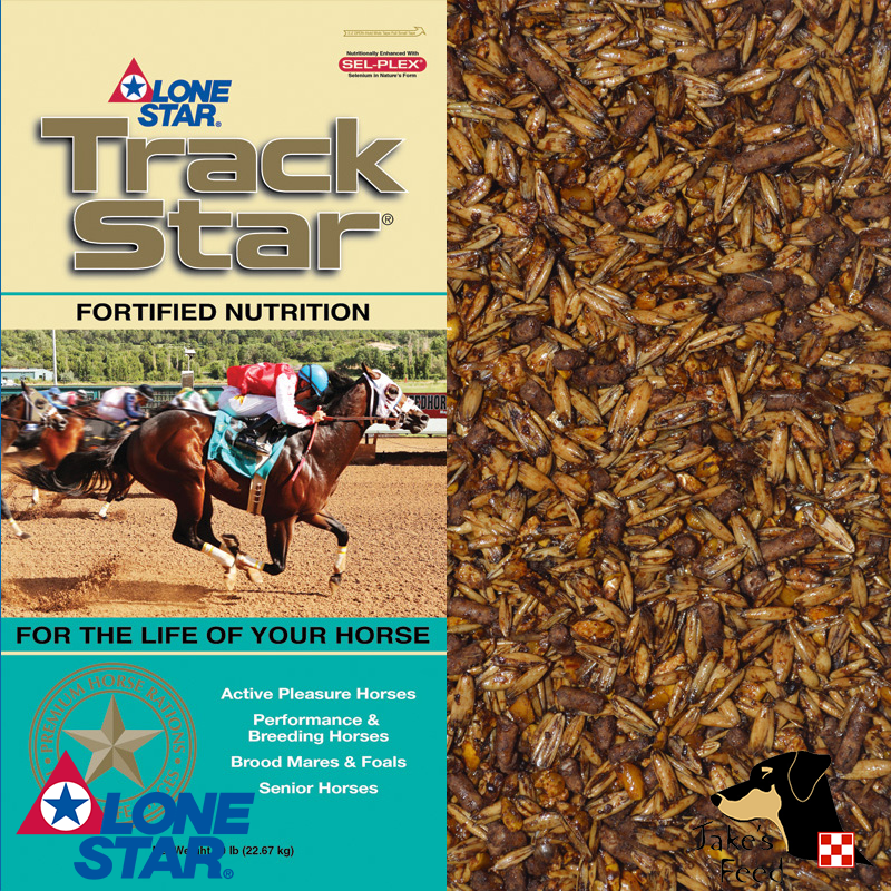 Lone Star Track Star 2 Horse Feed