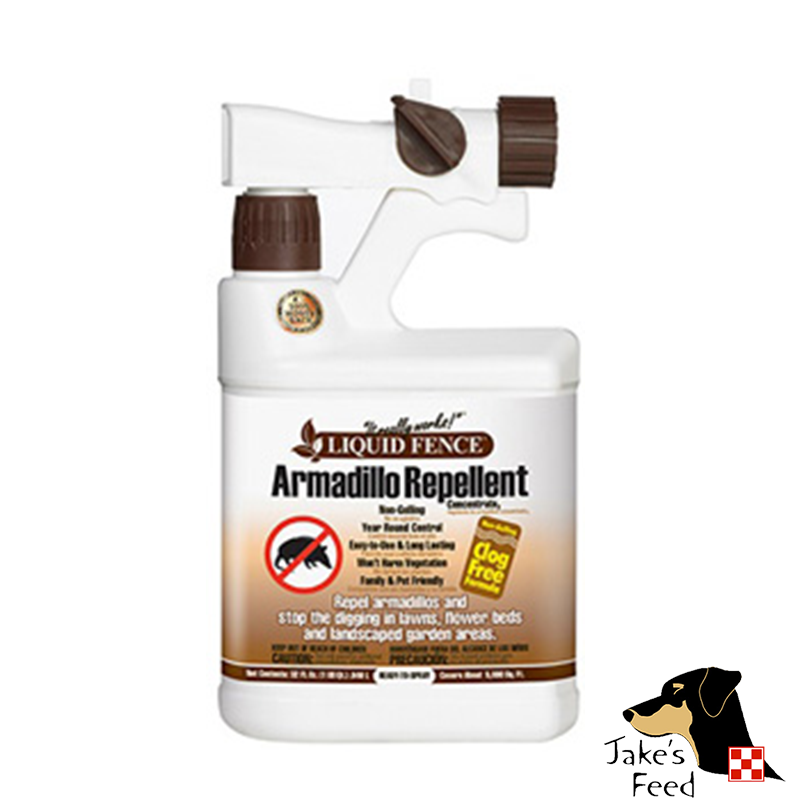 LIQUID FENCE ARMADILLO REPELLENT 32OZ