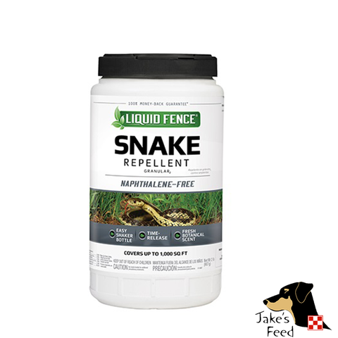 LIQUID FENCE SNAKE REPEL 32 OZ.