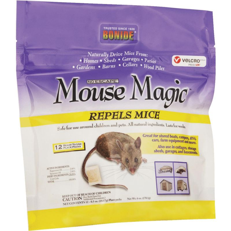 BONIDE MOUSE MAGIC PACKETS 6 OZ.