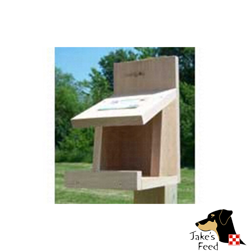 CEDAR SELECT ROBINS ROOST BIRD HOUSE