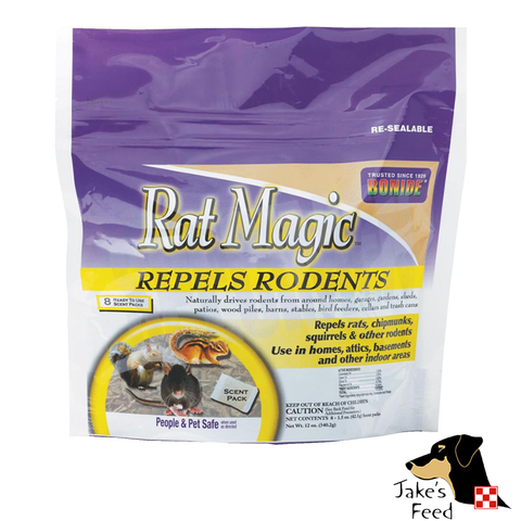 BONIDE RAT MAGIC PACKETS 12 OZ.
