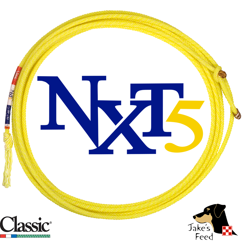 Classic Nxt5 30' Head Rope