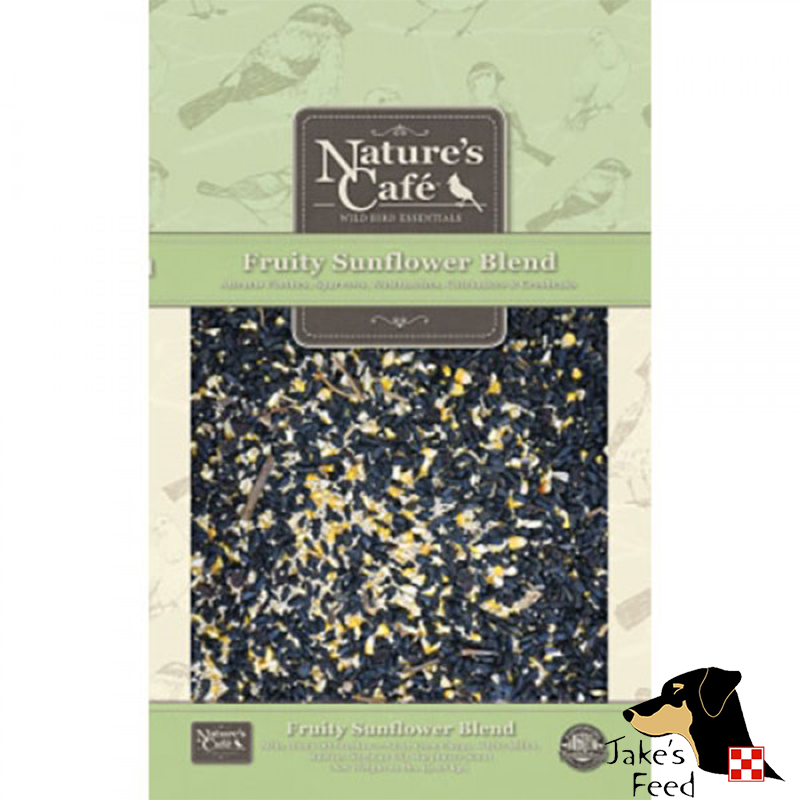 NATURE'S CAFE FRUITY SUNFLOWER BLEND 20 LBS