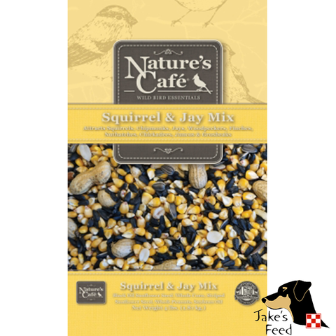 NATURE'S CAFE SQUIRREL & JAY MIX