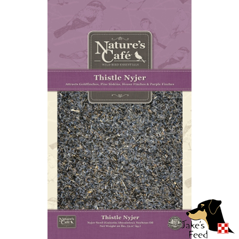 NATURE'S CAFE THISTLE NYJER