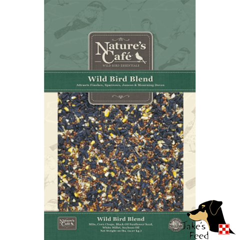 NATURE'S CAFE WILD BIRD BLEND