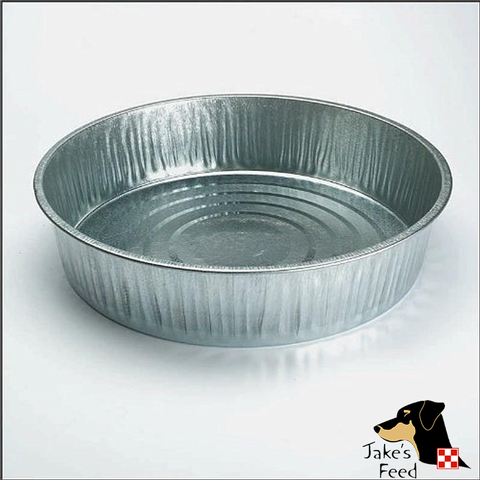 ALL PURPOSE GALVANIZED UTILITY PAN 13 QUART