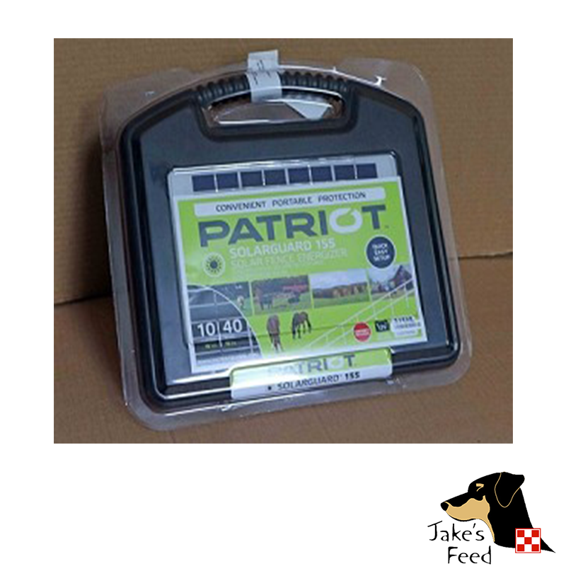 PATRIOT CHARGER SOLARGUARD 155
