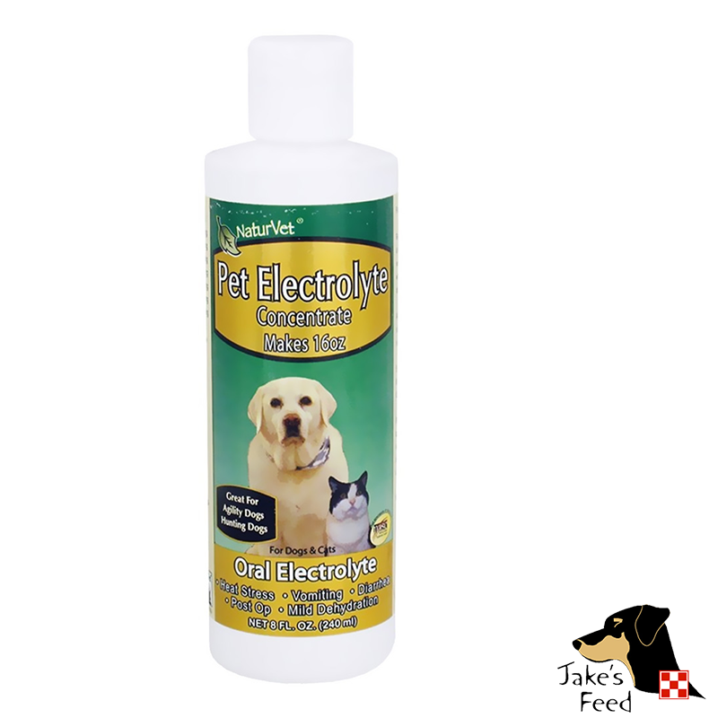 NATURVET Pet Electrolyte Concentrate 8oz