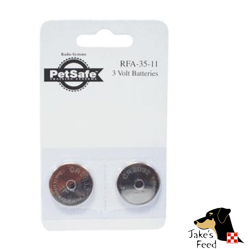 PETSAFE 3V REPLACEMENT BATTERIES 2 PACK