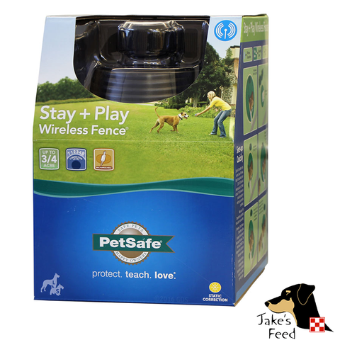 PETSAFE STAY N PLAY WIRELESS FENCE SYSTEM