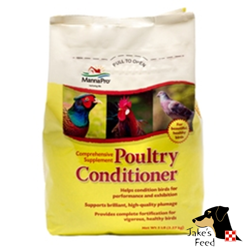 MP POULTRY CONDITIONER 5#