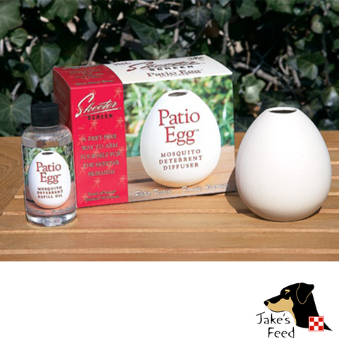 PATIO EGG MOSQUITO REPELLENT