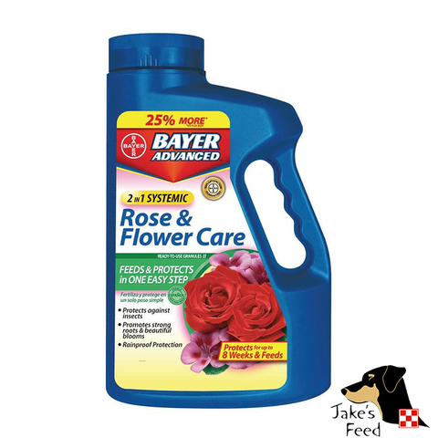 BAYER 2 IN 1 SYSTEMIC ROSE & FLOWER CARE 5#