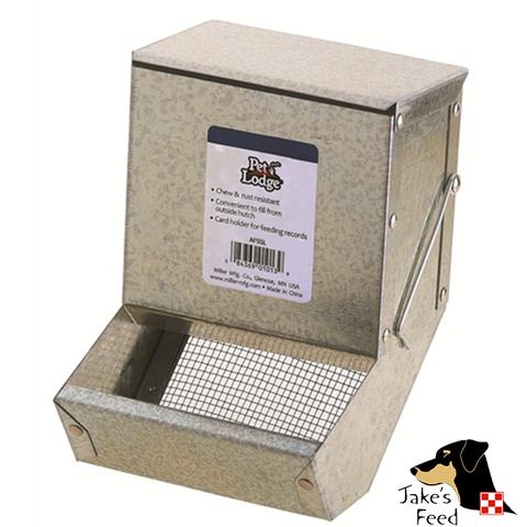 PET LODGE SIFTER FEEDER
