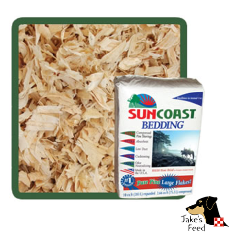 SHAVINGS Suncoast 10 CUBIC FEET