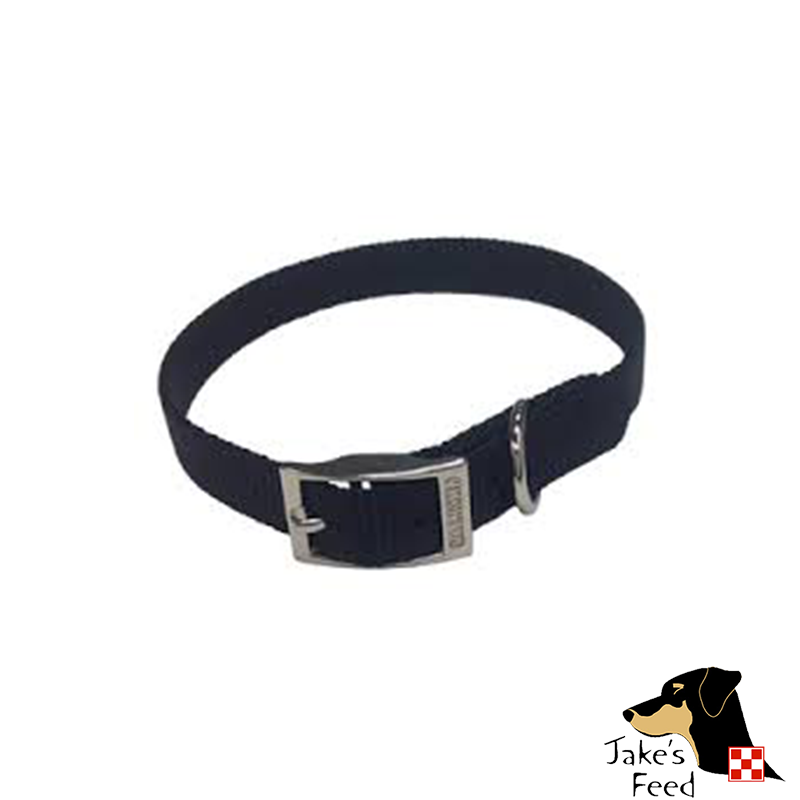 "VALHOMA NYLON 3/8"" PET COLLAR"