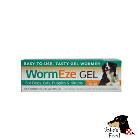 WORMEZE GEL 4 OZ.