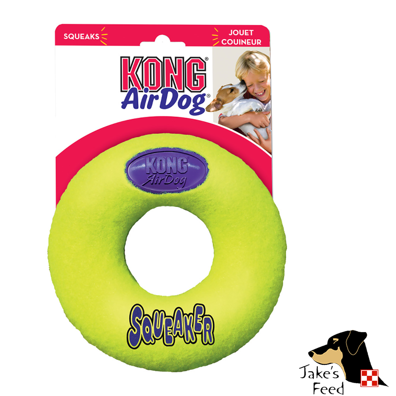 AIR KONG SQUEAKER DONUT LARGE