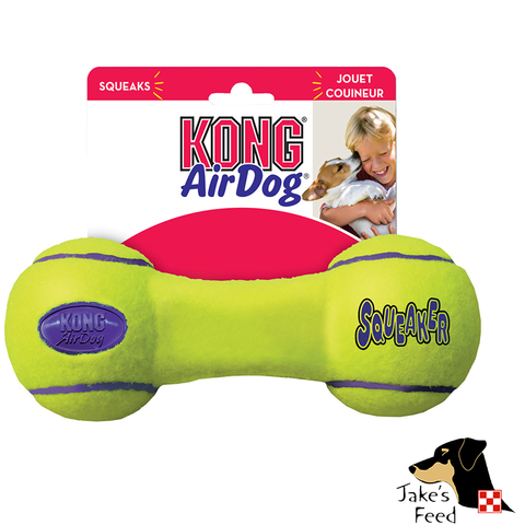 AIR KONG SQUEAKER DUMBELL