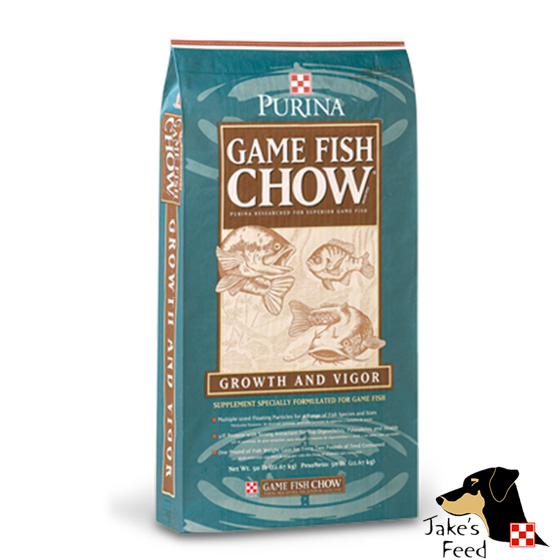 PURINA GAME FISH CHOW 50#