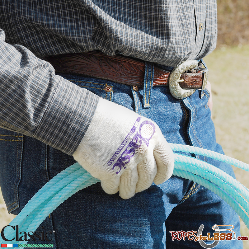 Classic Ropes Deluxe Roping Glove