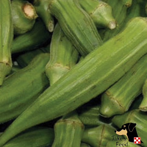 Clemson Spineless Okra 1oz