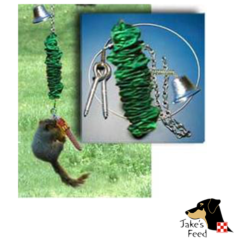 SQUNGEE DELUXE SQUIRREL FEEDER