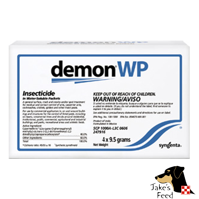 DEMON WP 4-9.5 GRAM POUCHES