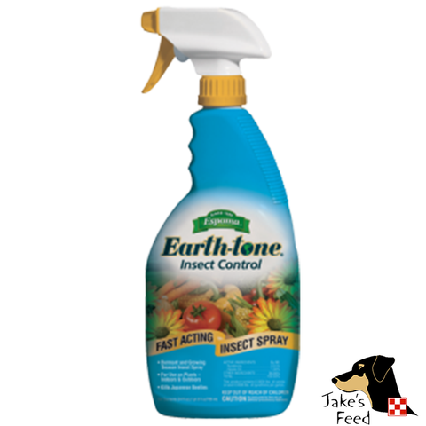 Earth Tone Insect Control RTU 32oz