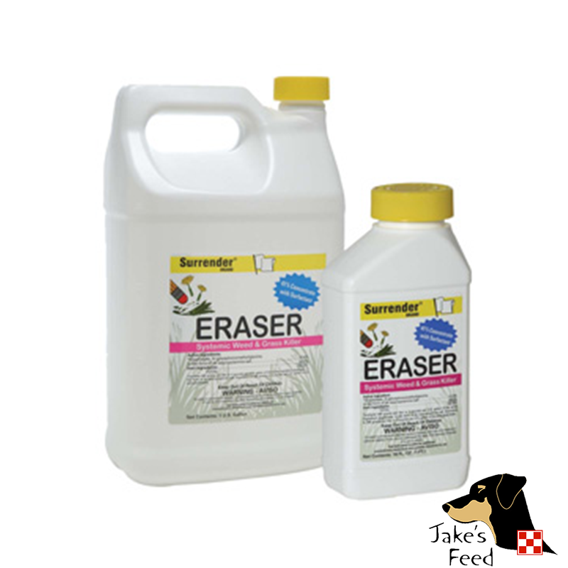 ERASER SYSTEMIC WEED CONCENTRATE