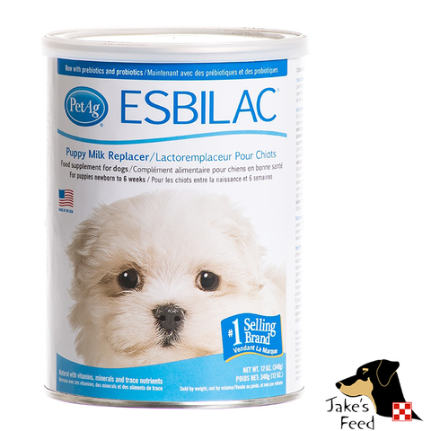 ESBILAC PUPPY MILK REPLACER POWDER 12 OZ.