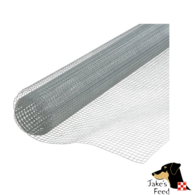 ROLLED WIRE GALVANIZED MESH HARDWARE CLOTH